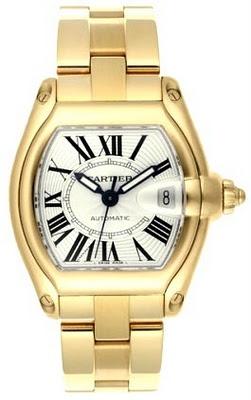 the Cartier roadster watch!