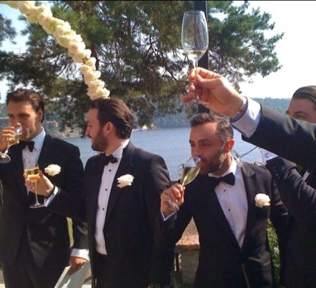 Axel hedfors wedding bands