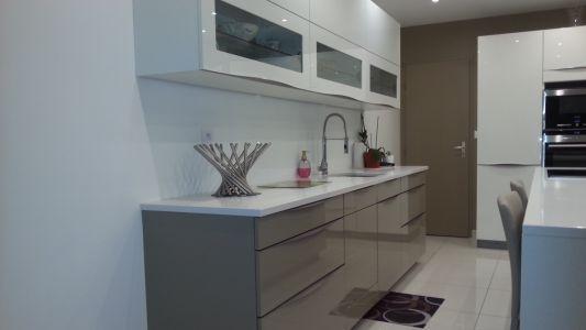 cuisine ikea ringhult gris brillant cuisine pinterest cuisine ikea ikea et gris. Black Bedroom Furniture Sets. Home Design Ideas