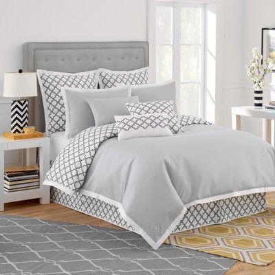 Jill Rosenwald Home Quatrefoil Bedding Collection & Reviews | Wayfair