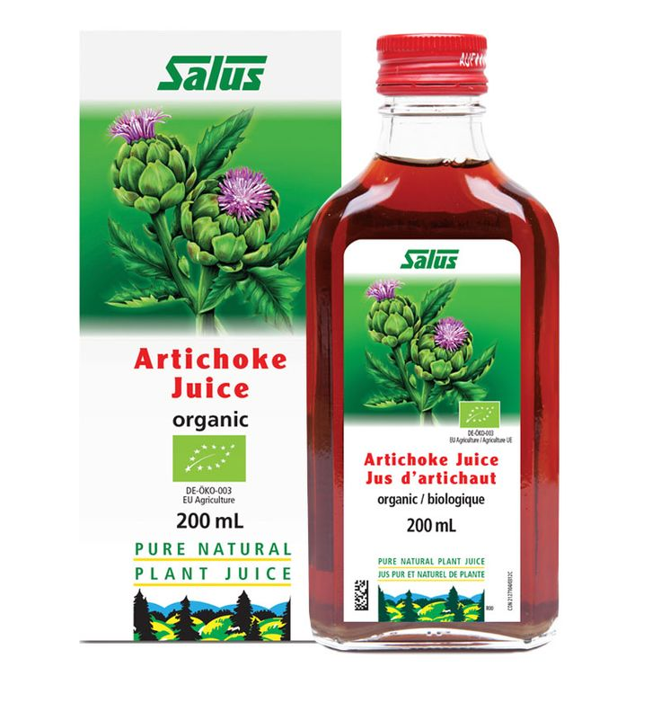 Artichoke Juice | Jus d'Artichaut | Flora Health - Canada