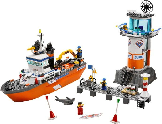 List of Lego Boats that Really Float!