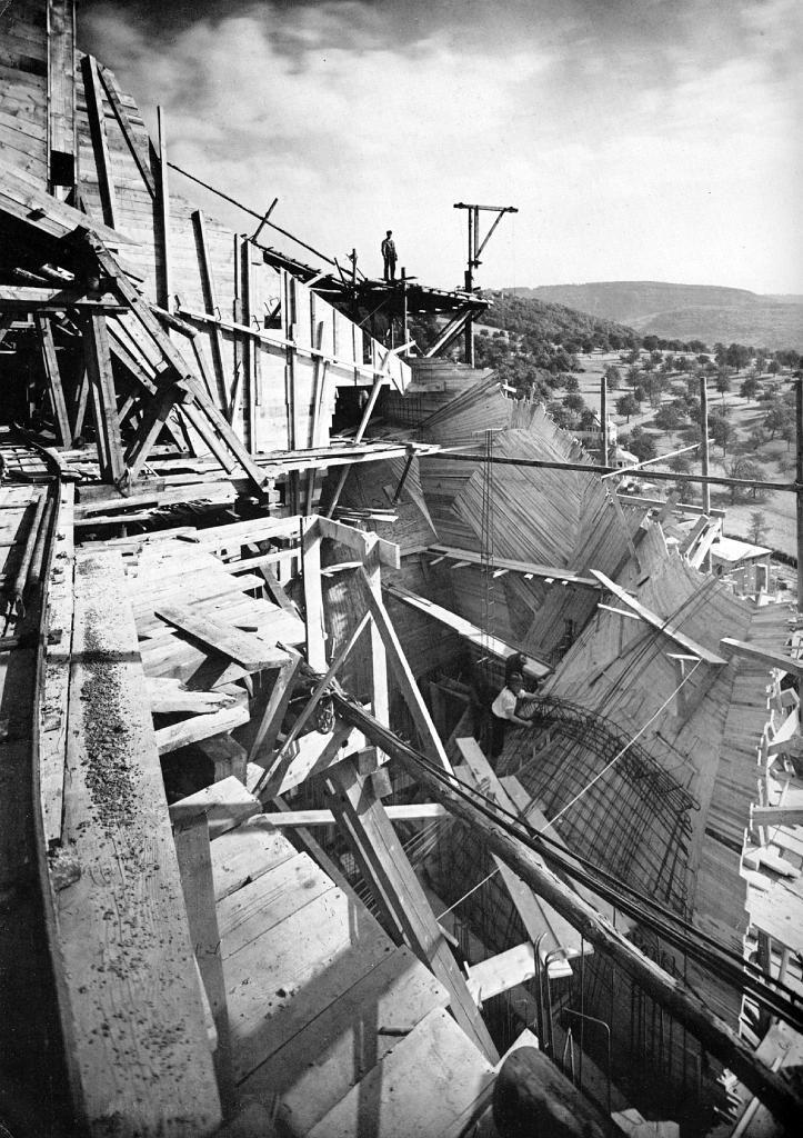Rudolf Steiner's Second Goetheanum Photo Gallery