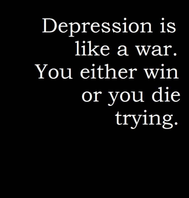 Fighting Depression Quotes: 147 Best Images About Dark Days And The Pursuit Of