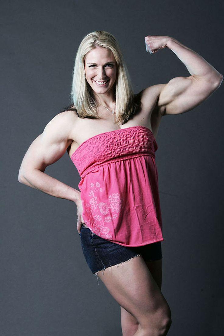 Shawna Walker | Body building women, Muscle women, Tall women
