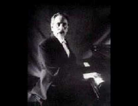 Samuil Feinberg plays Bach Chromatic Fantasy and Fugue