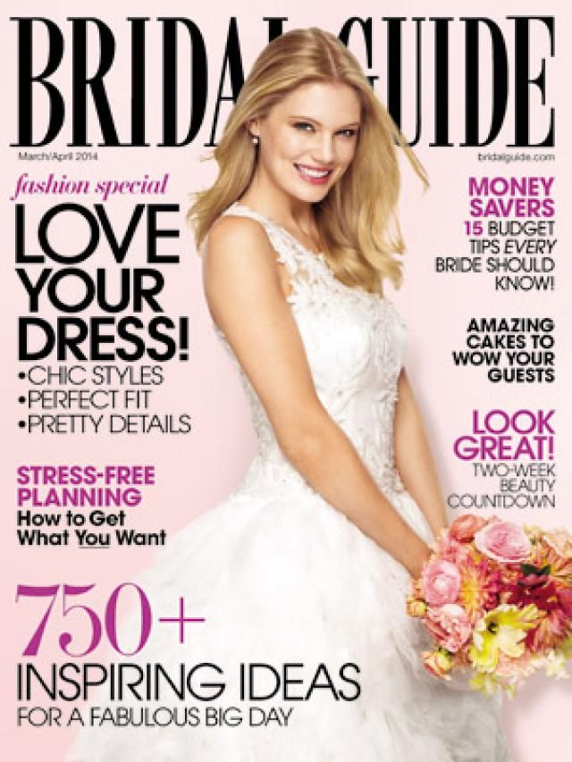 Start Planning Your Wedding with These Free Wedding Magazines: Get a free subscription to Bridal Guide magazine.