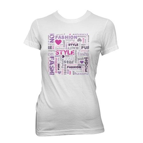 Hvit-Tskjorte-printet-og-trykket-med-TTC-transferpapir-fashion  Lys tskjorte trykket med TTC Transferpapir http://www.themagictouch.no