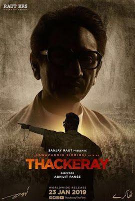Thackeray 2019 Hindi Movie Pre Dvdrip 700mb Hd Movies Full