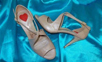 Handmade Tango  Shoes for Latin for Woman Χειροποίητα Tango γυναικεία παπούτσια- Heraki.gr