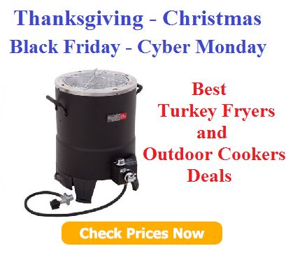 Top 10 Turkey Fryers and Outdoor Cookers 2013 - http://hottydeals.com/top-turkey-fryers/