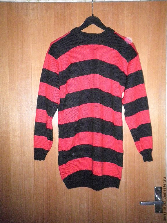 полосатые свитера пуловеры