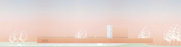 Declerck-Daels Architecten - Projecten - kantoor Delen Private Bank - wedstrijd #declerckdaelsarchitecten #architecture #roeselare #bernarddeclerck #grietdaels #bankdelen #delenprivatebank