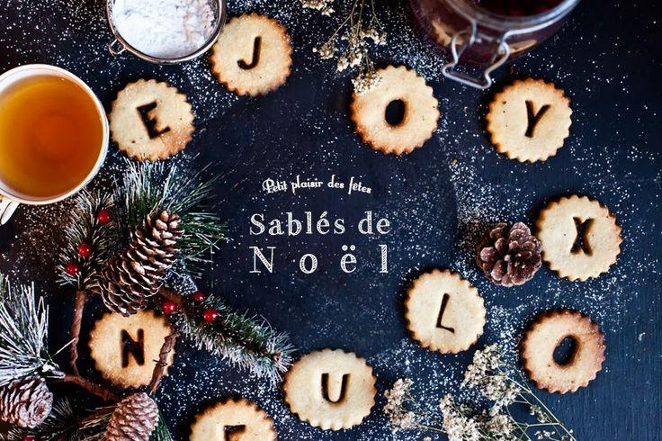 Vanilla and Cardamom Christmas Cookies Recipe