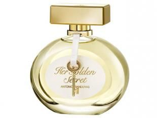 Antonio Banderas Her Golden Secret - Perfume Feminino Eau de Toilette 80ml