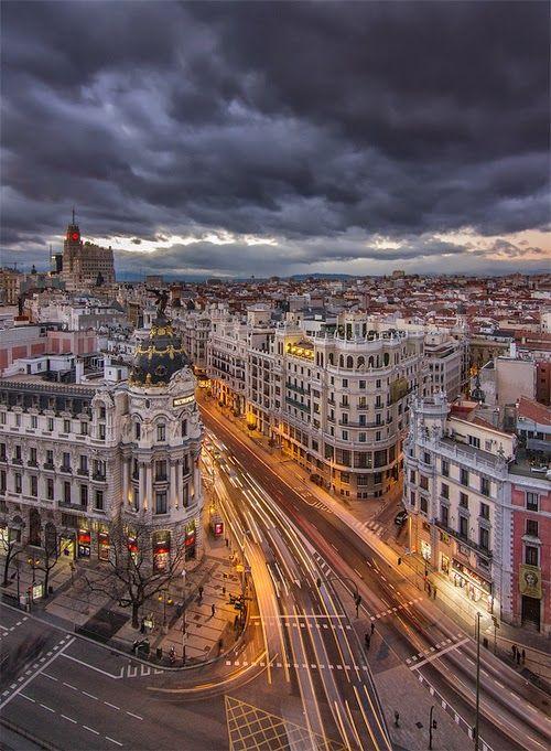 Gran Vía - Alcalá