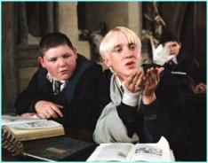I'll be your bird, Draco!
