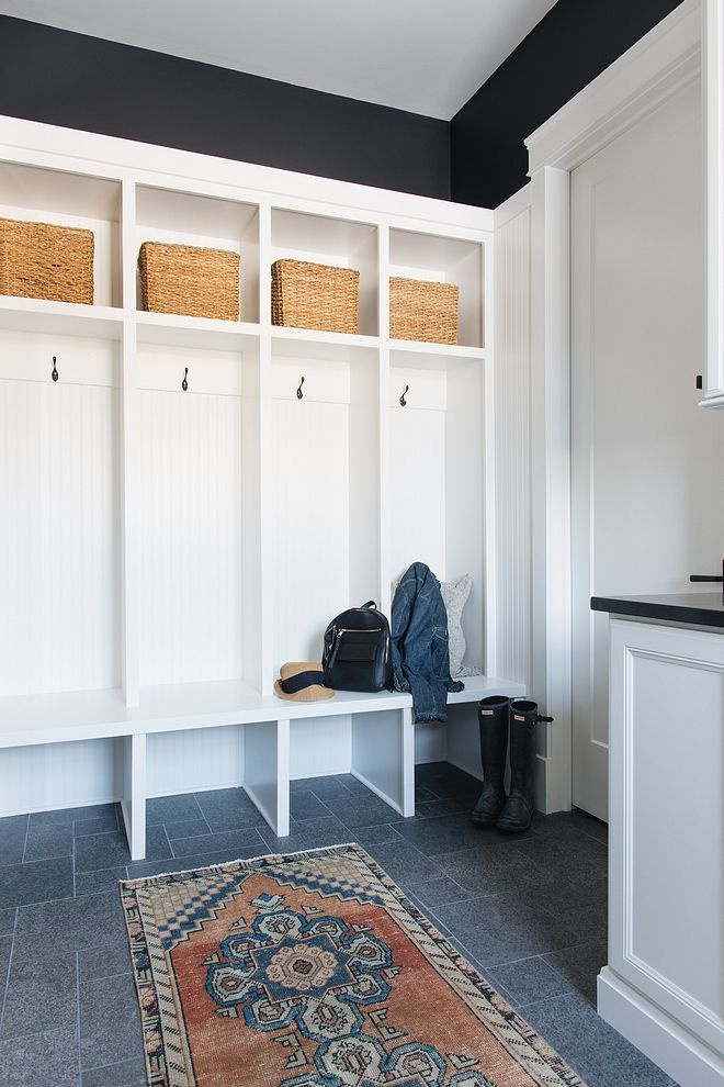 Mudroom Rugs Mudroom Runner Is One Of A Kind From Turkey Source On Home Bunch Mudroomrunner Mudroom Runner Mudroom Design Mudroom Mudroom Cubbies