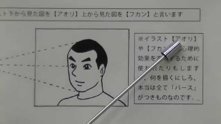 """Lesson5 Learn Japanese""""How to draw manga """" tutorial. in JAPANESE."""
