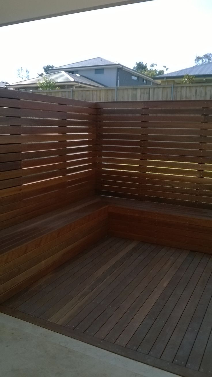 Australian Harwood decking