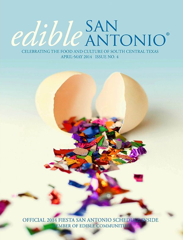 Edible San Antonio. Vote for this cover at http://www.ediblefeast.com/article/edible-communities-cover-contest-edible-san-antonio
