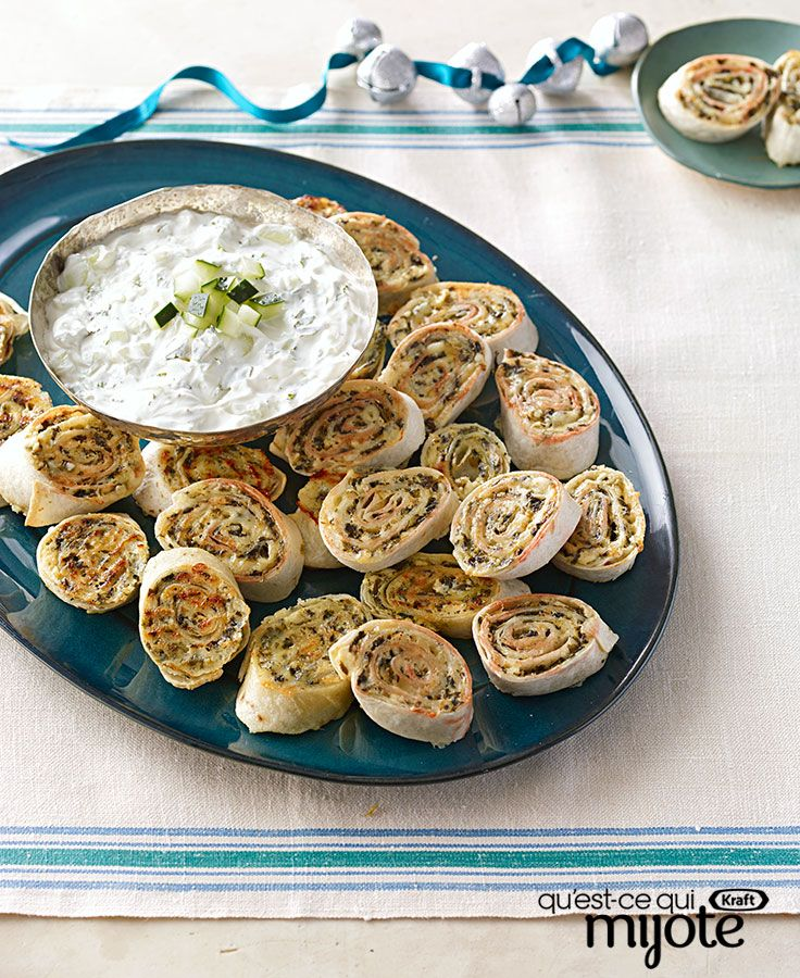 17 best images about recettes cuisiner on pinterest for Canape au fromage