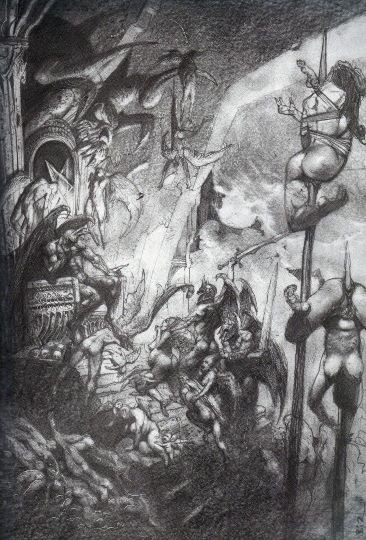 analyzing good vs evil in paradise lost Milton's paradise regained: summary & analysis try to eat from the tree of the knowledge of good and evil paradise lost : summary, theme.