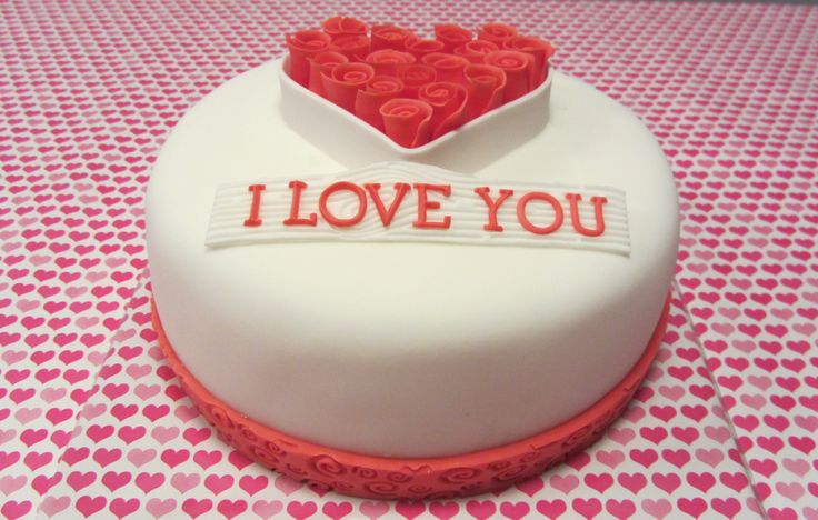 Valentijn taart