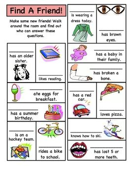 Beginning of the year fun activity. This is a fun way for the students to get to know one another at the beginning of the year. This creates a fun environment of respect, rapport, and helps the students feel comfortable.