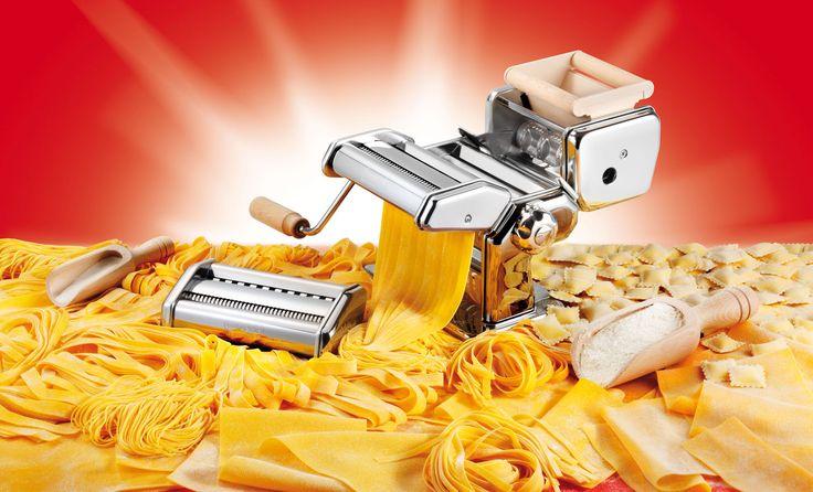 Fabbrica della pasta Pasta Factory Imperia