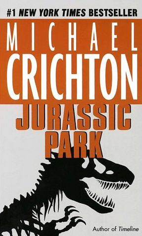 Jurassic Park - Michael Crichton. The book was better than the movie