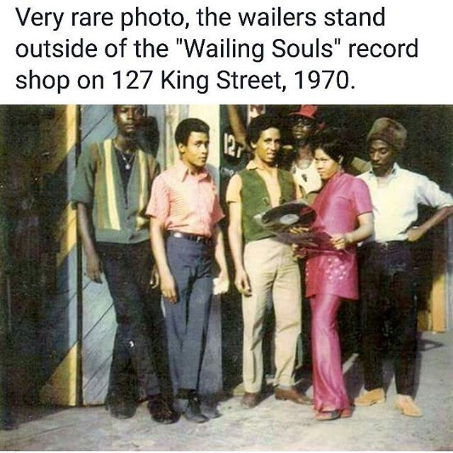 *The Wailers* 1970. More fantastic pictures, music and videos of *Bob Marley & The Wailers* on: https://de.pinterest.com/ReggaeHeart/