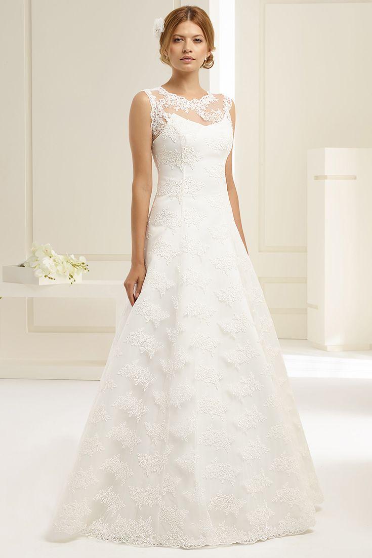NINFEA dress from Bianco Evento  #bridaldress #weddingdress