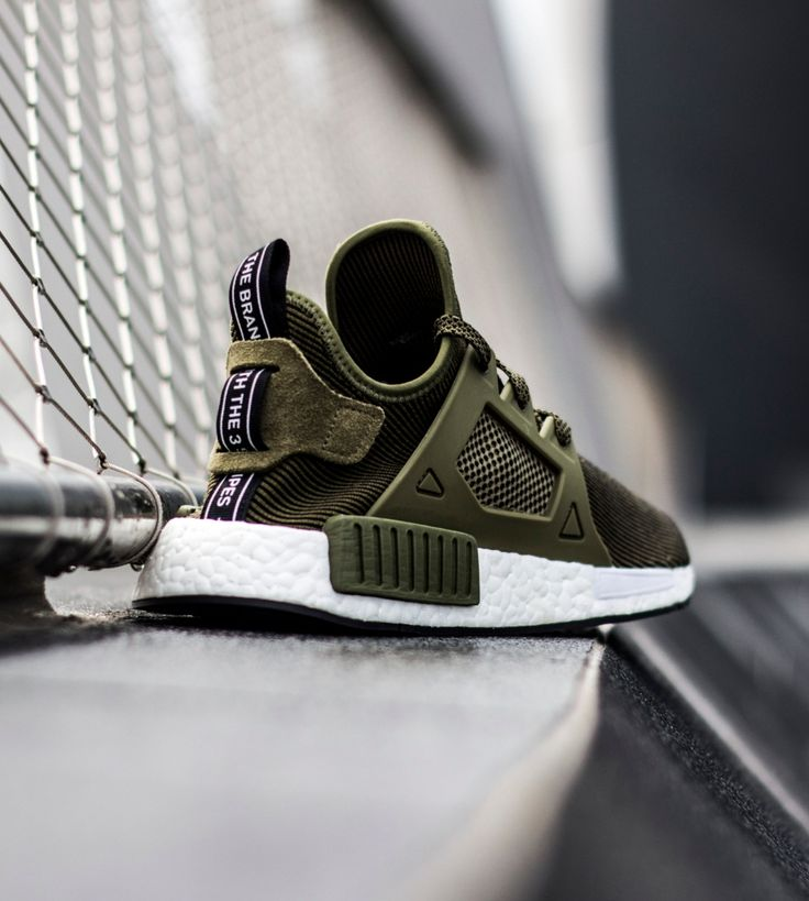 Adidas NMD XR1 Olive Green Euro 39 Happiness Outlet Malaysia