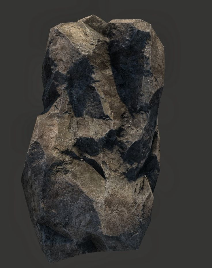 [Unity] rock pack WIP - Polycount Forum
