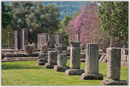Gymnasium & Palaestra, Ancient Olympia, Greece