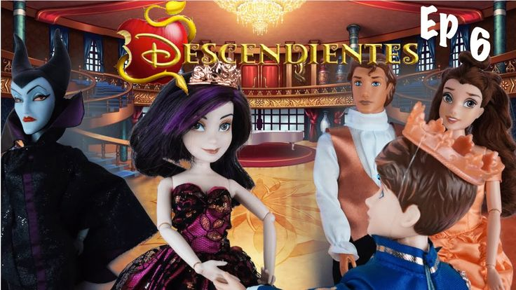 Descendientes Muñecas Temporada 3 - Ep 6 - <b>Juguetes De Titi</b> - YouTube