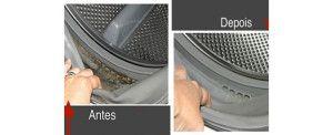USANDO-ESTES-2-INGREDIENTES-SUA-MÁQUINA-DE-LAVAR-VAI-CHEIRAR-E-BRILHAR-COMO-NOVA.-GENIAL-430x285 -  Para acabar com estes inimigos da boa limpeza, tudo o que  precisa fazer é seguir este passo-a-passo.  precisará de:      Um pouco de água sanitária(lixívia)     1/2 Litro de vinagre     Luvas de borracha     2 Panos     1 Escova de dentes velha…