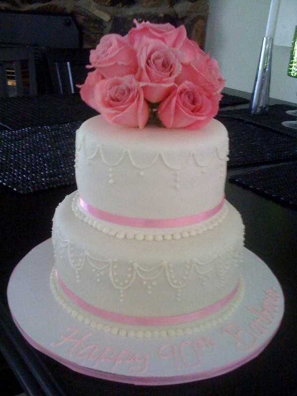 1000 Ideas About 90th Birthday Cakes On Pinterest Cakes