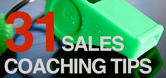 31 Inspirational Sales Coaching Tips by Keith Rosen, Global Authority on Sales and Leadership.