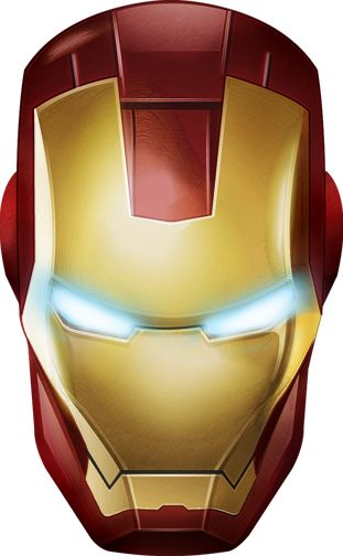 Iron Man Logo - DopePicz