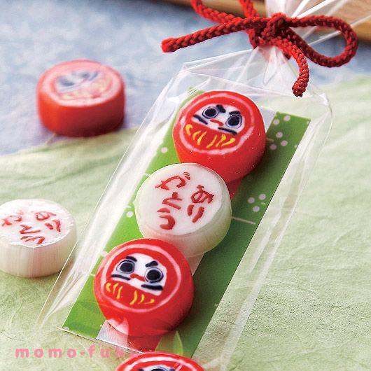Daruma candy