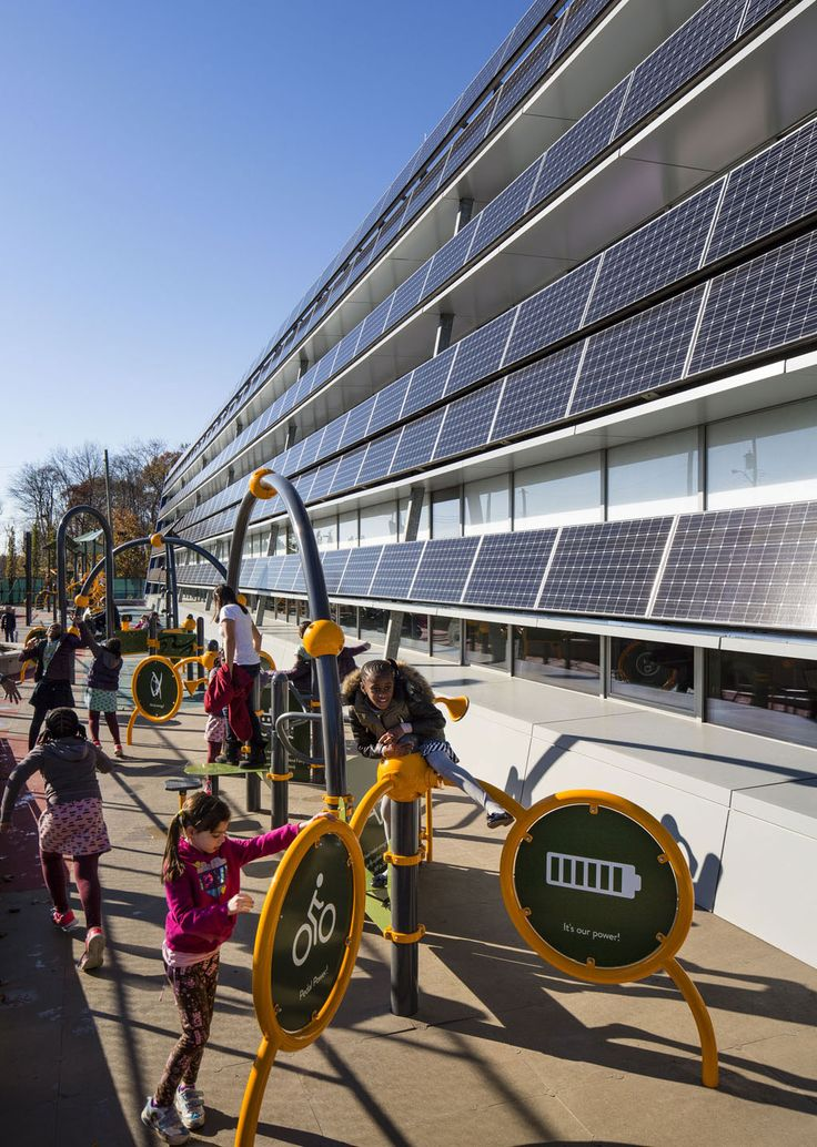 The most sustainable school | Abitare