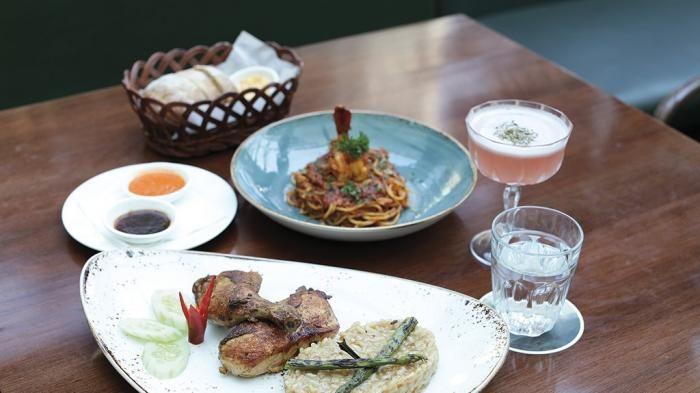 Cafe Olivier Jakarta - Makanan di Tempat Fenomenal Ini Bisa Bikin Kamu Ngiler