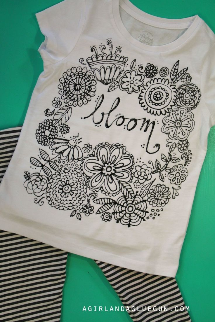 Best photos of t shirt coloring template t shirt drawing - Coloring Page Tote Bag And Shirt Diy