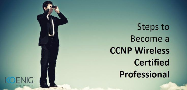 Interested in #CCNP #Wireless #certification. Here are the steps @Blog http://bit.ly/2sKbriy  @KoenigSolutions #Cisco #Training #Course