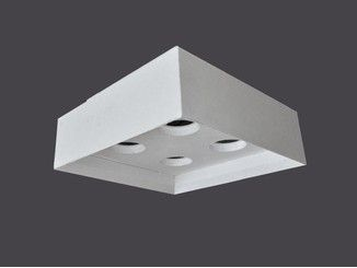 Plafoniere Led : Plafoniere led in cartongesso soffitto strip