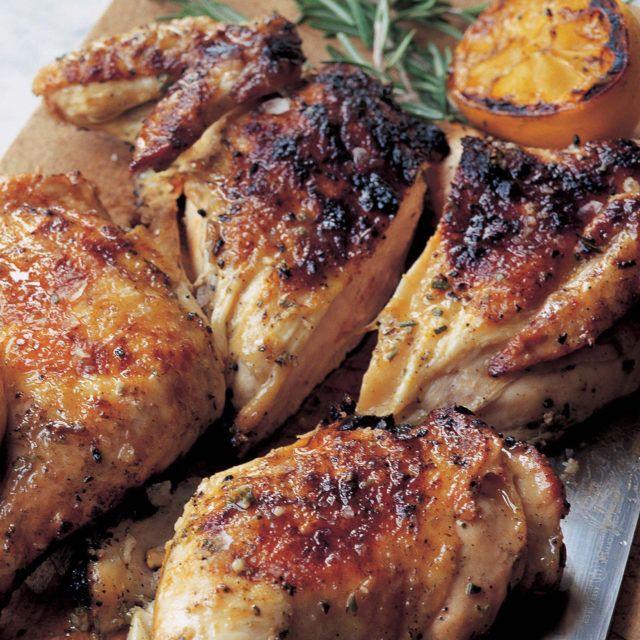 Tuscan Lemon Chicken - Barefoot Contessa