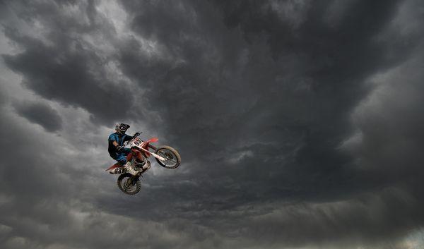 Motocross Rider, Colorado