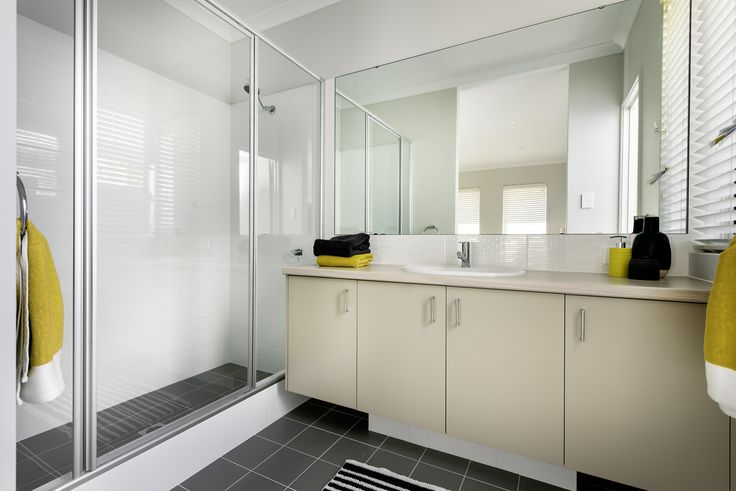 Ensuite - Stockman Display Home - Homebuyers Centre - Ellenbrook, WA Australia
